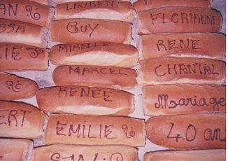 petits pains prenom